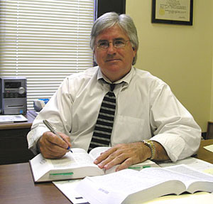 C. Michael Barnette has handled many criminal felony and misdemeanor cases.